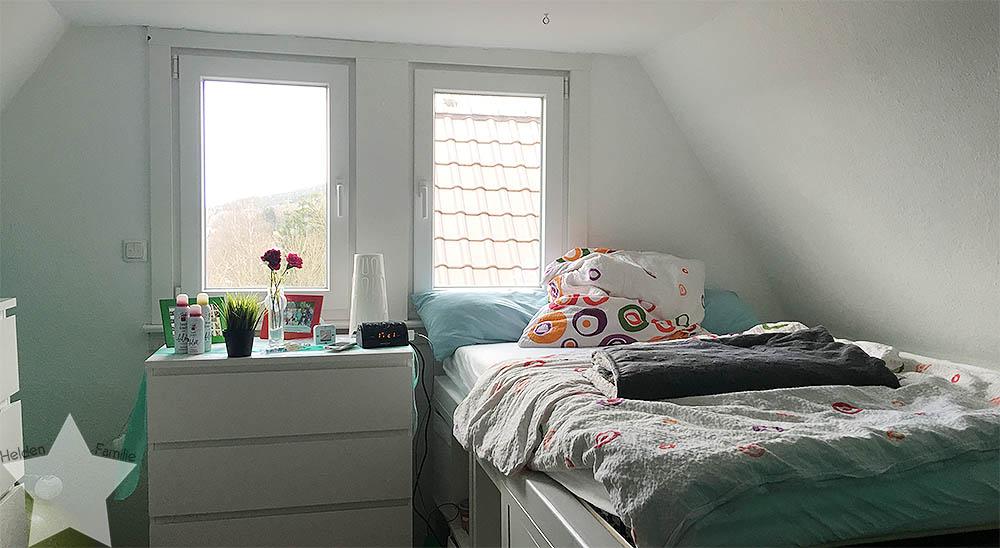 Wochenende in Bildern - Kinderkram und Haushalt - Zimmer Pre-Teen