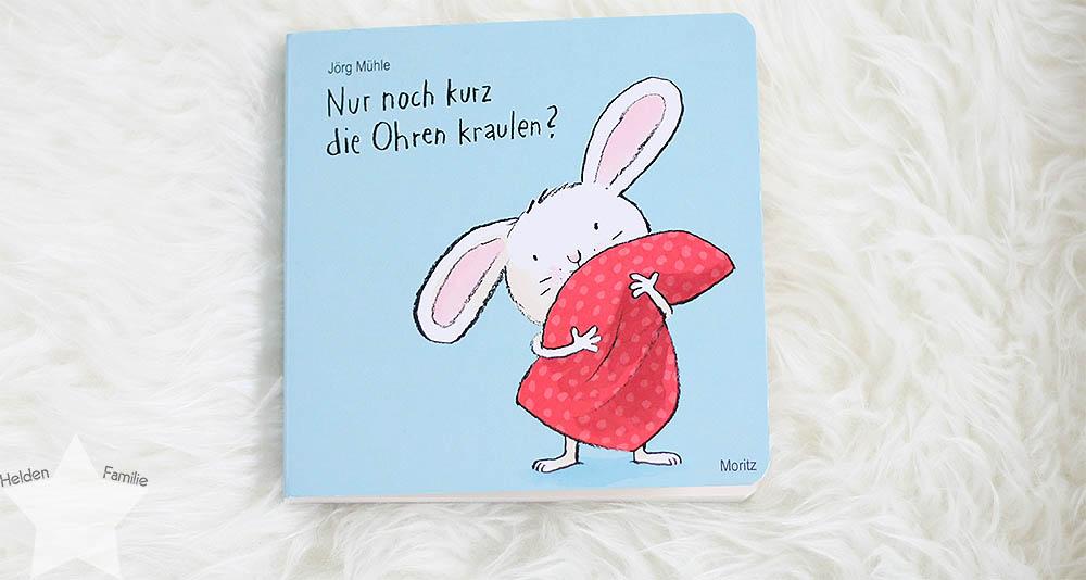 Buchtipp: Gute-Nacht-Bücher für 0 bis 2 Jährige - Nur noch kurz die Ohren kraulen?