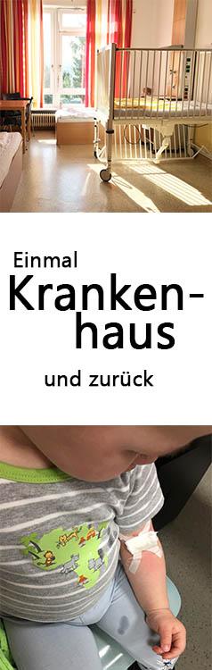 Kleinkind im Krankenhaus - www.helden-familie.de