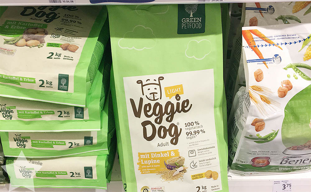 Angrillen und Sonntagseinladung - Wochenende in Bildern - www.helden-familie.de - Vegetarisches Futter für Hunde