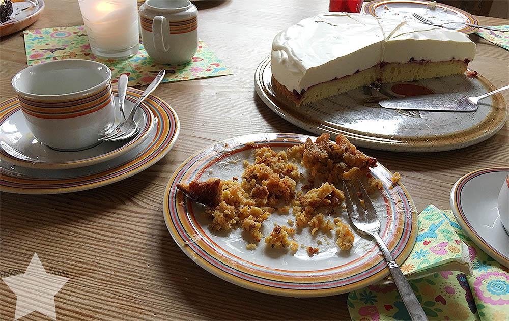Wochenende in Bildern - Läuse-Alarn - Kuchen zum Geburtstag