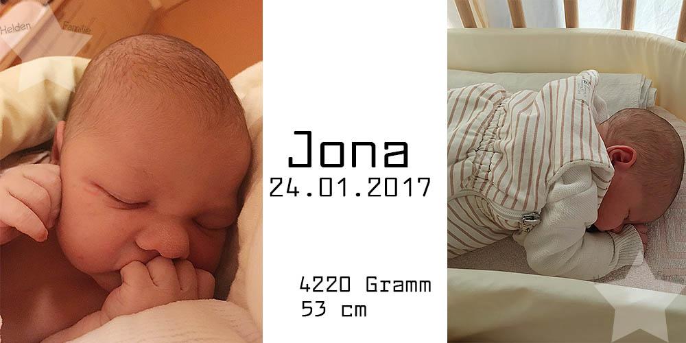 Mutter sein - damals und heute: Geburt - Jona ist da!