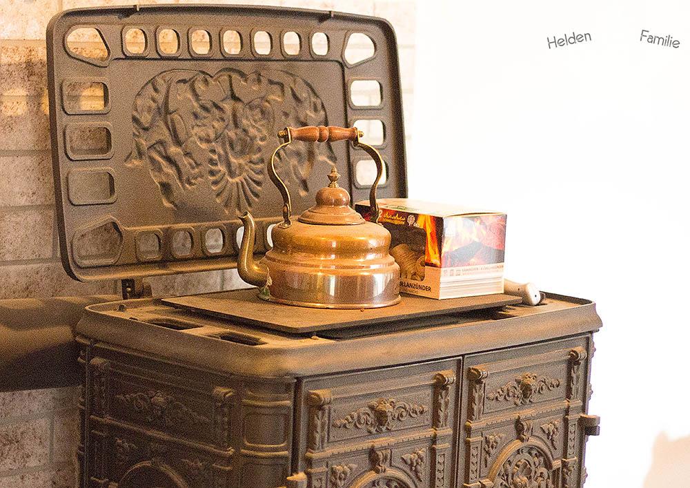 Wochenende in Bildern - alter Ofen