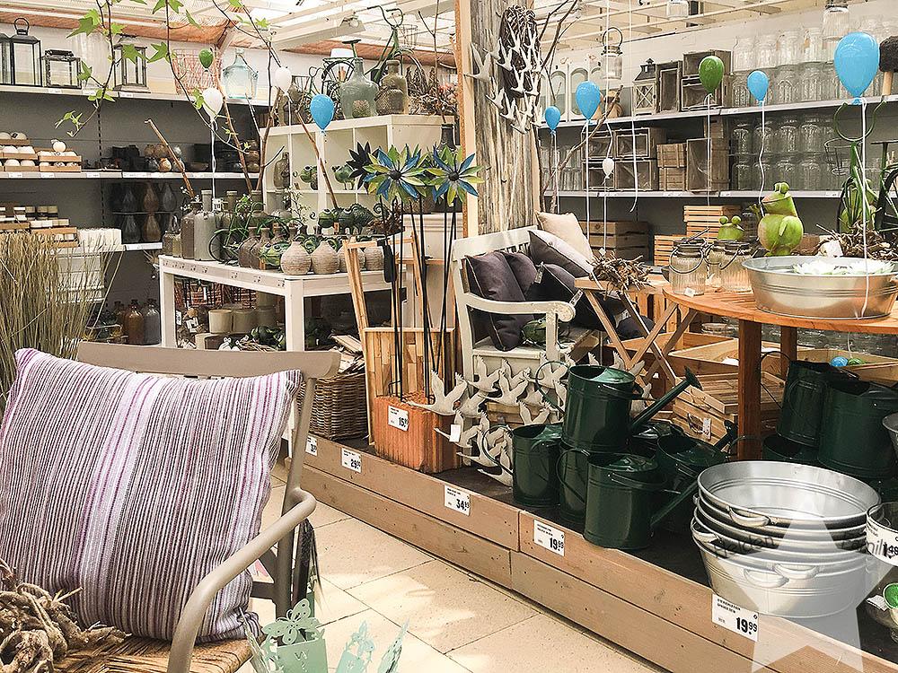 Wochenende in Bildern - Geburtstagsvorbereitungen & Muttertag - Gartenfachmarkt