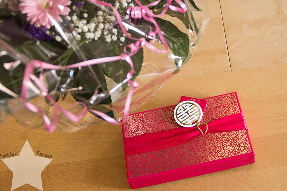Wochenende in Bildern - Geburtstagsvorbereitungen & Muttertag - Muttertagsgeschenke für die Schwiegermutter