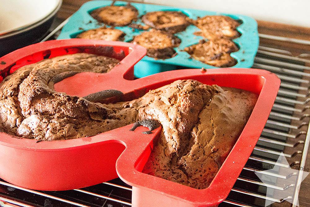 Wochenende in Bildern - Geburtstagsvorbereitungen & Muttertag - Kuchen für den Geburtstag