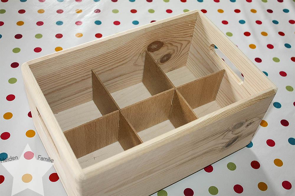 DIY: Holz-Kiste als Geldgeschenk zu diversen Anlässen