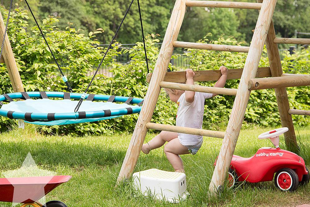 Wochenende in Bildern - Sonne, Garten, Wasserspiele - Kinderparadies im Garten