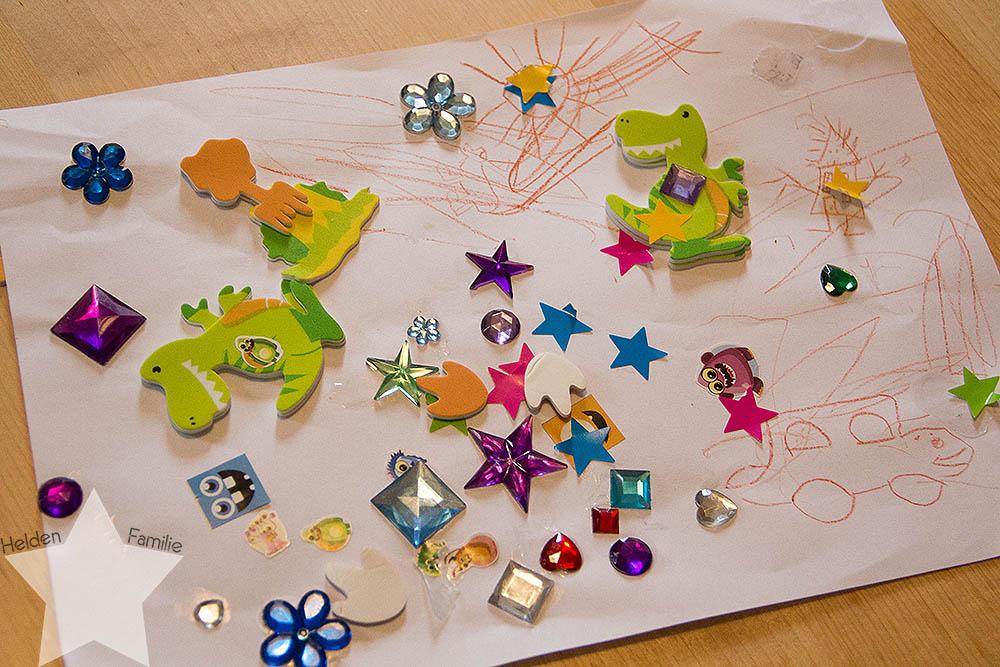 Wochenende in Bildern - Familiensamstag & Kreativsonntag - Kreatives vom Kind