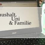 Haushalt, Uni & Familie | 12von12 im Juni