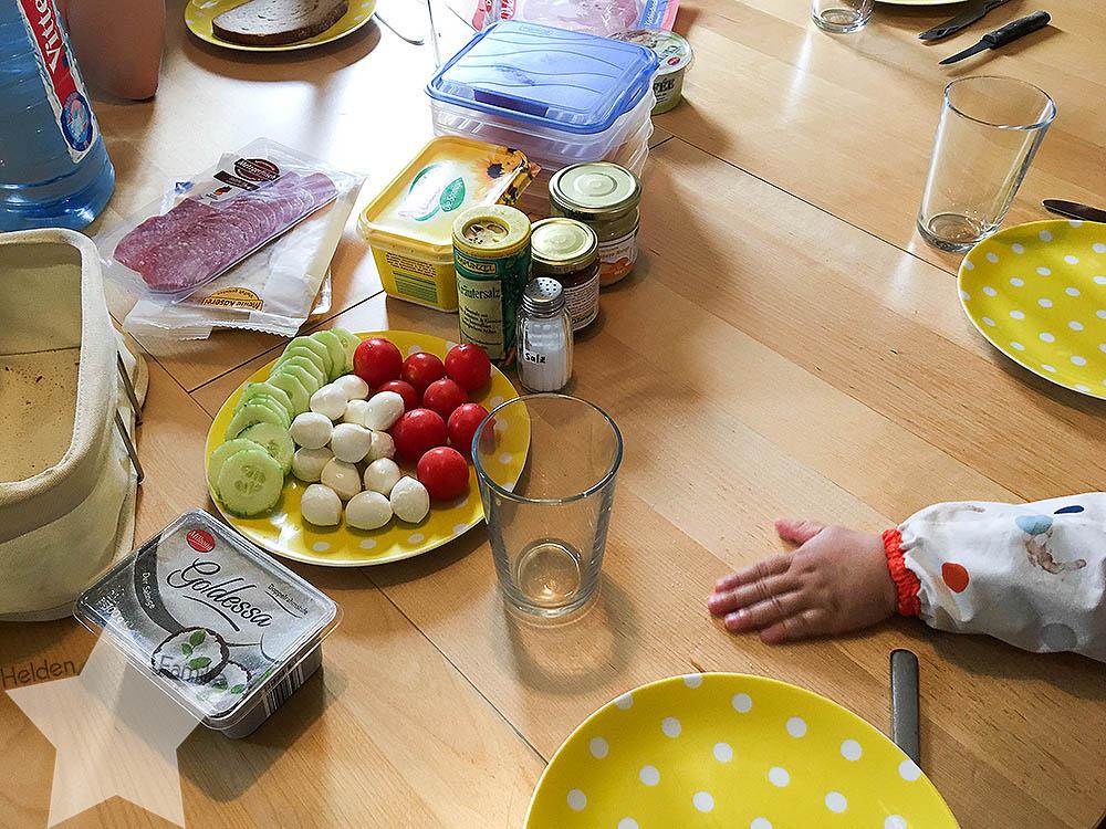 Haushalt, Uni & Familie - 12von12 im Juni - Abendessen