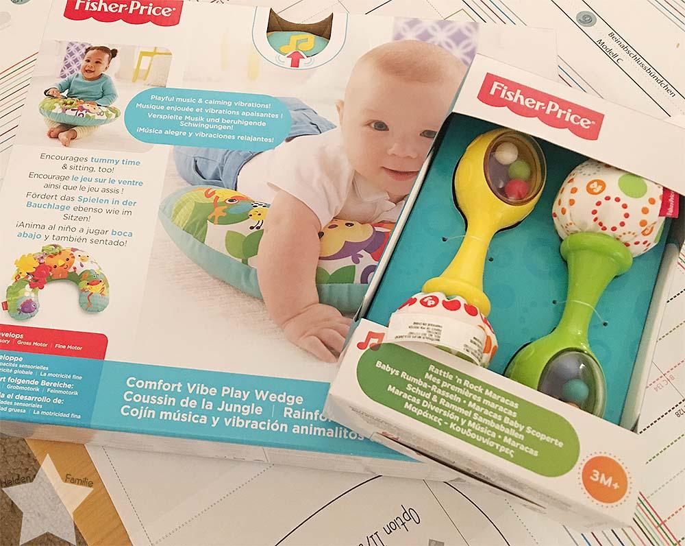 12 von 12 im Juli 2017 - Uni, Regen, schlechte Laune - Spielzeug fürs Baby