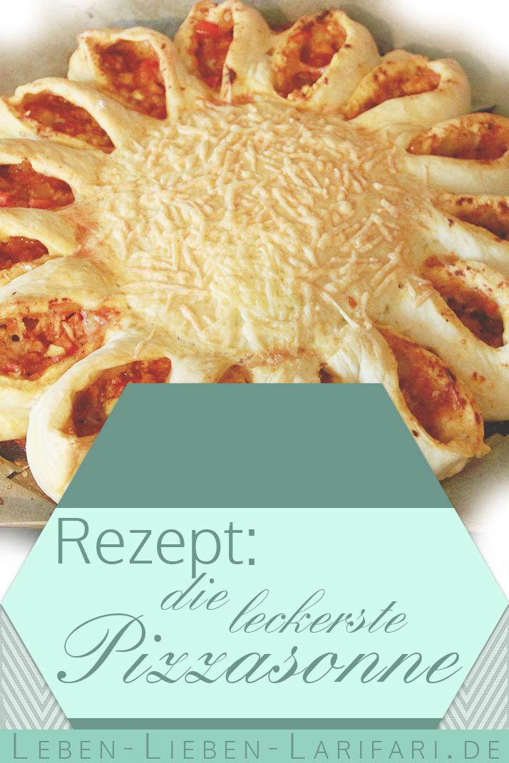Rezept: Pizzasonne - Rezept & Anleitung