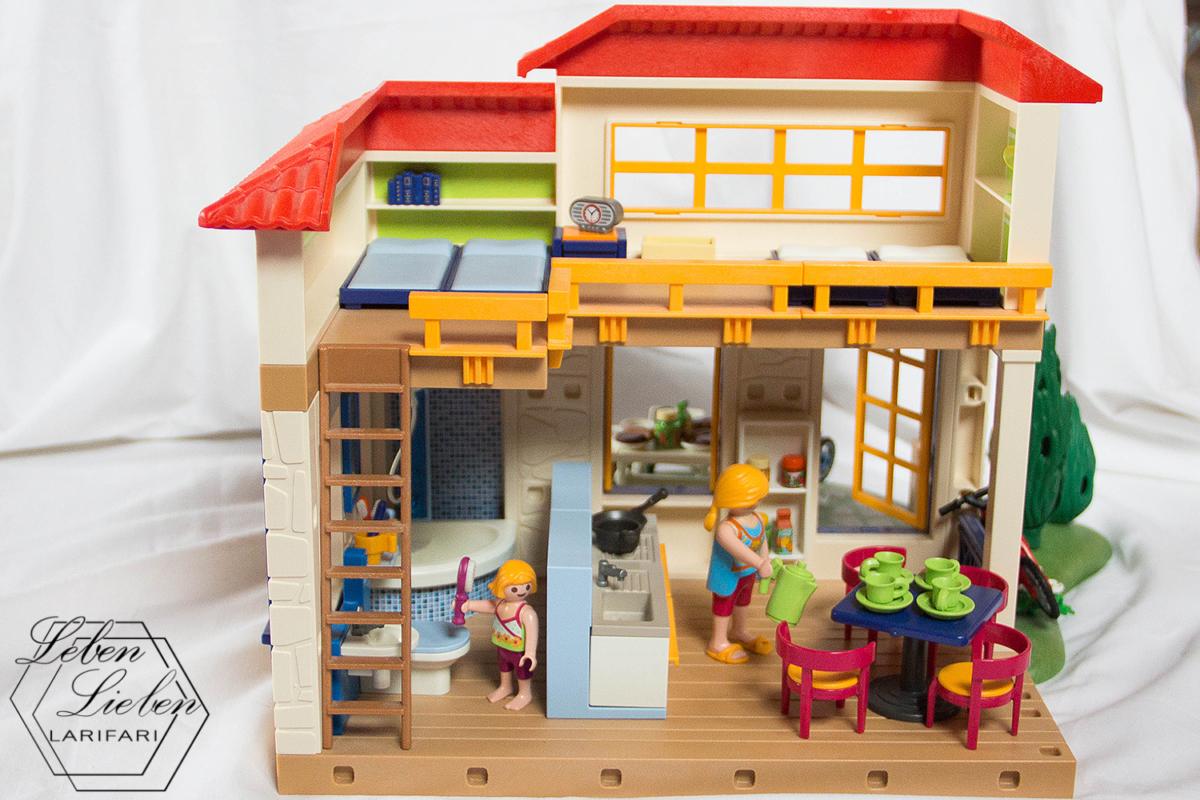 12von12 und Wochenende in Bildern - viel Arbeit und ein neuer Apfelbaum - Playmobil Ferienhaus zu verkaufen