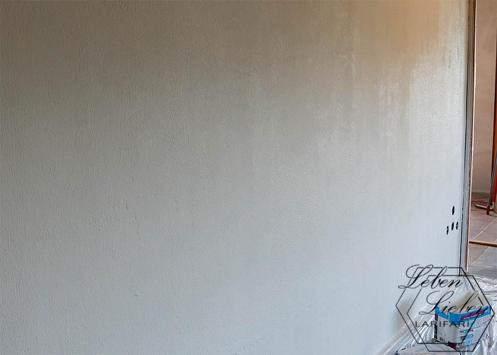 verputzte wand schleifen gallery of natrlich knnen sie einen fest an der wand haftenden. Black Bedroom Furniture Sets. Home Design Ideas