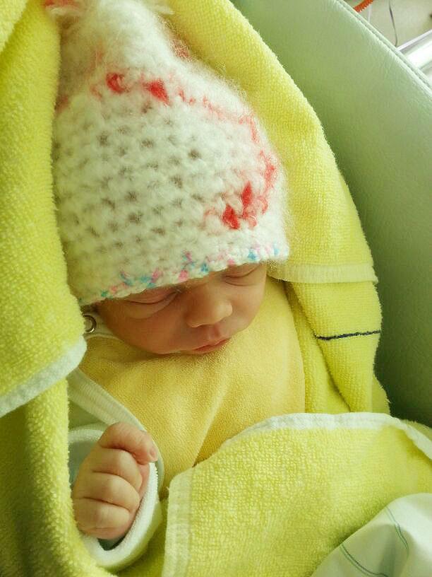 Interview mit Talymiau: der frisch geborene Mini nach dem Kaiserschnitt