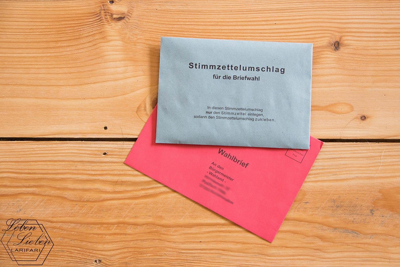 Wochenende in Bildern - Bundestagswahl 2017 per Briefwahl