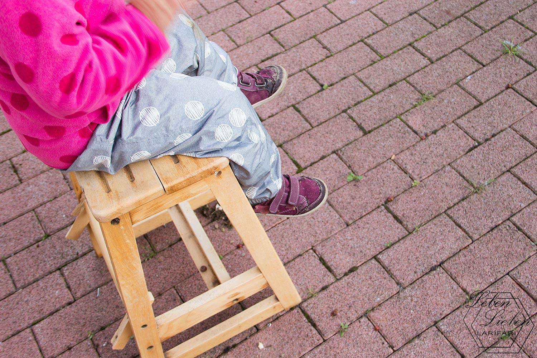 Wochenende in Bildern - Stuhlkreis zuhause