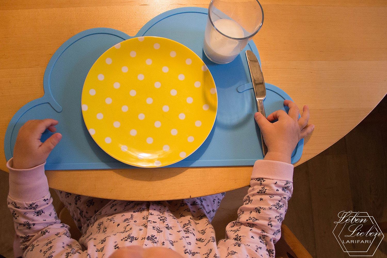 #WIB - Lotte frühstückt