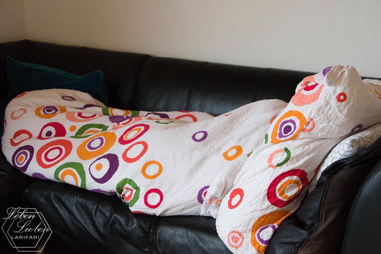 #WIB - müder Teenager schläft