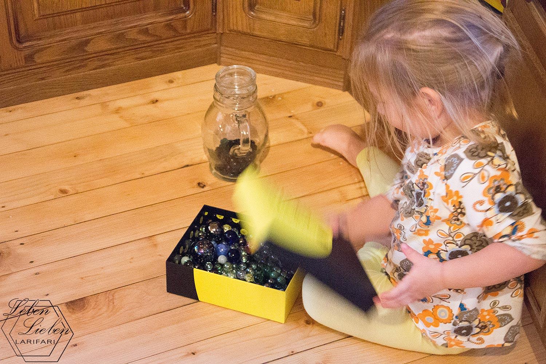 #WIB - Murmeln spielen mit Lotte