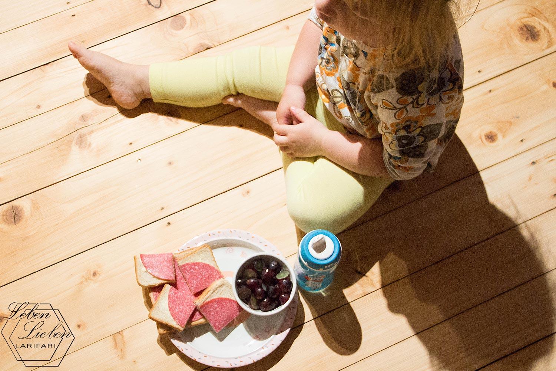 #WIB - Picknick auf dem Boden