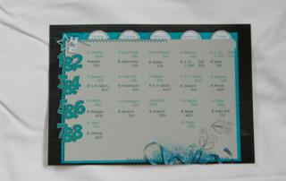 selbst gestalteter Stundenplan (mit Download)