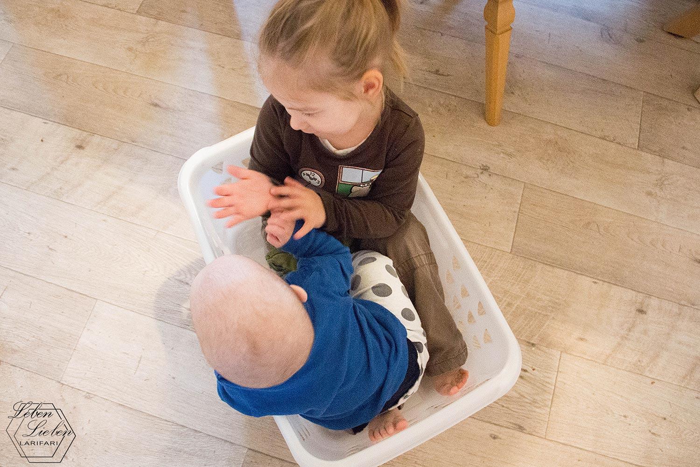 Lotte und Jona: Geschwisterplüsch