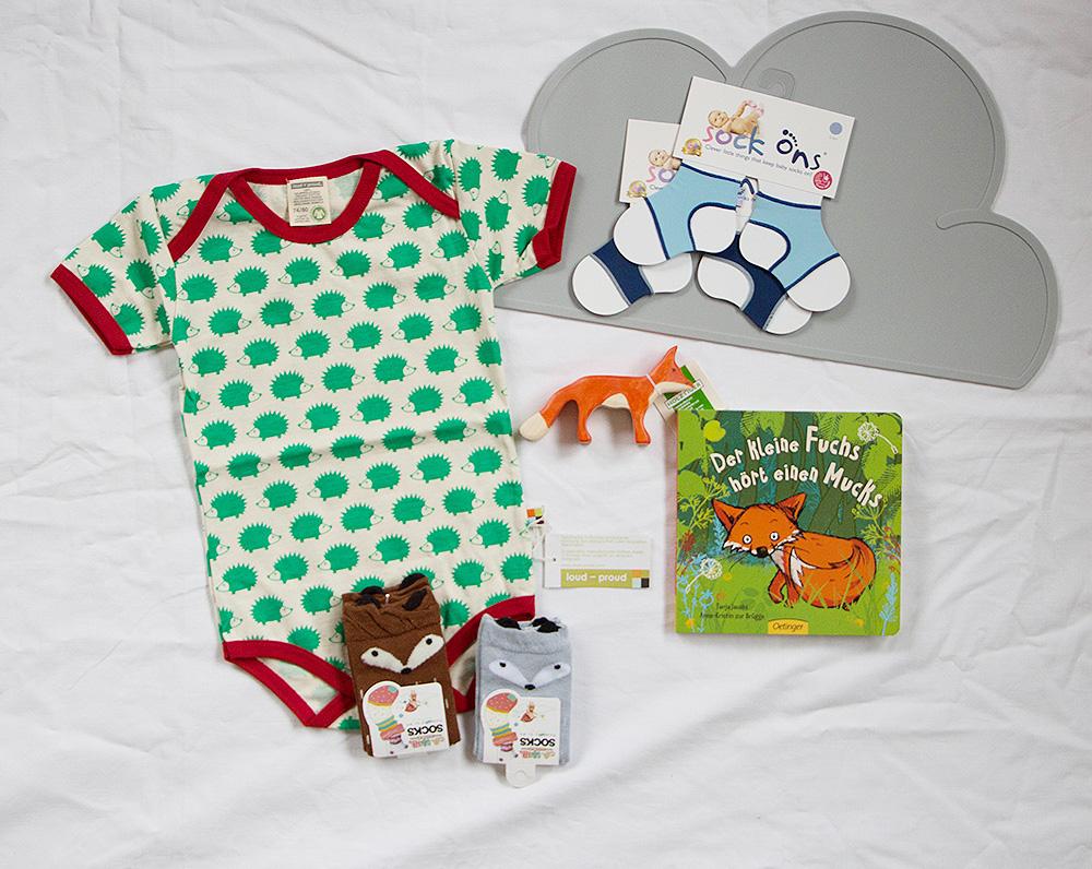 Leben-Lieben-Larifari.de - Gewinnspiel - Paket 4 - Baby