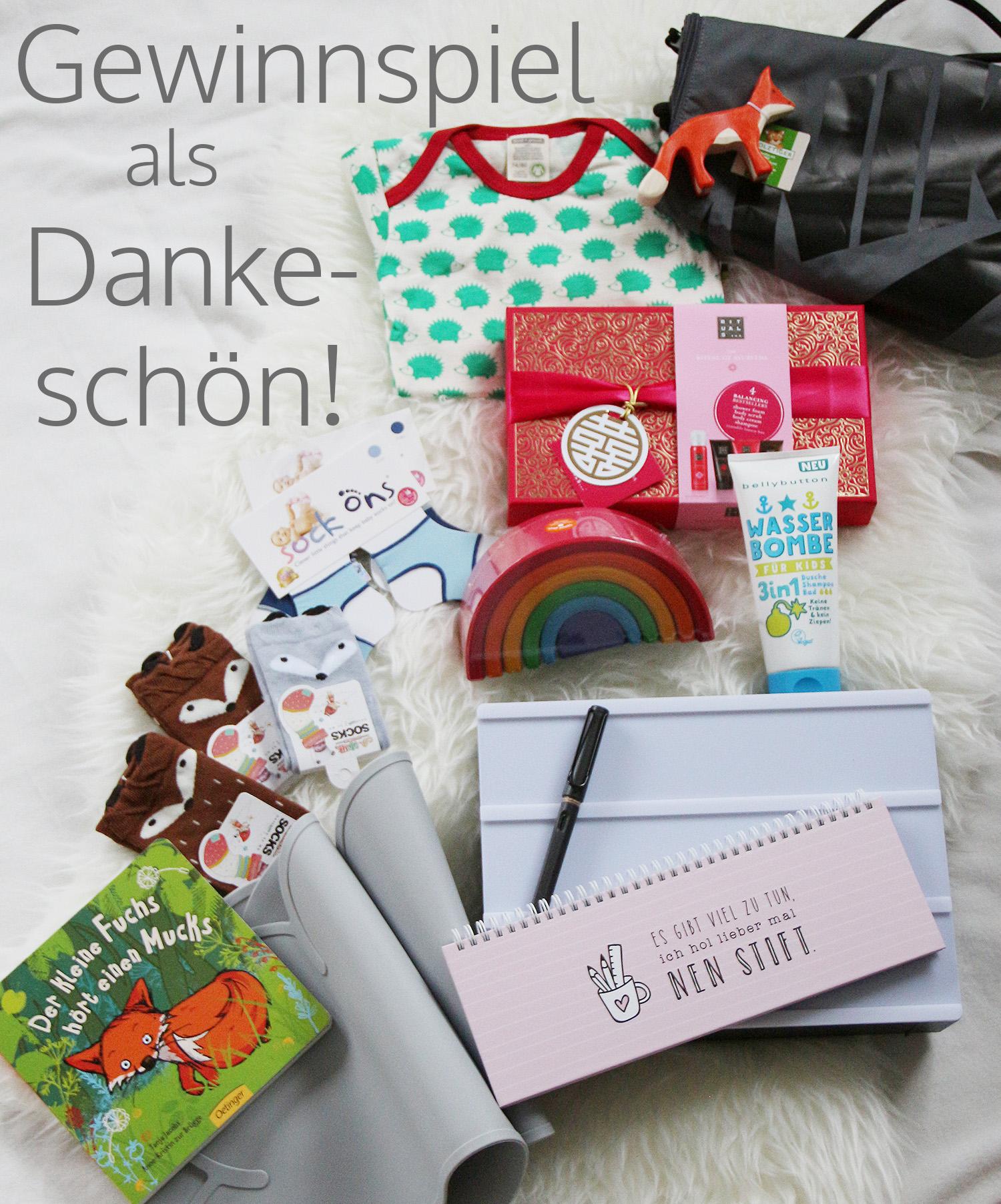 Leben-Lieben-Larifari.de - Dankeschön-Gewinnspiel!