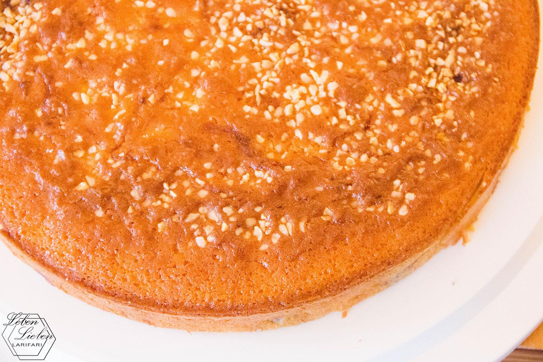 Wochenende in Bildern - saftiger Kuchen