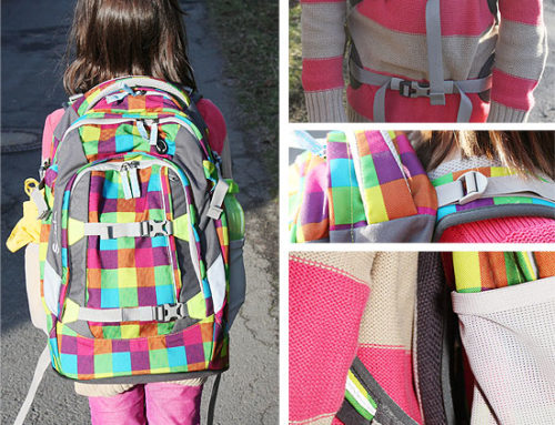 Der Rucksack für große Kids