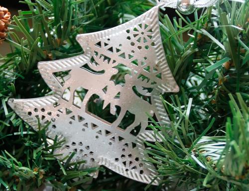 Weihnachtsschnipsel: nur kein Stress!