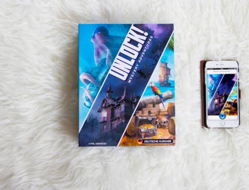 Spiel: Unlock Mystery Adventures | Asmodee