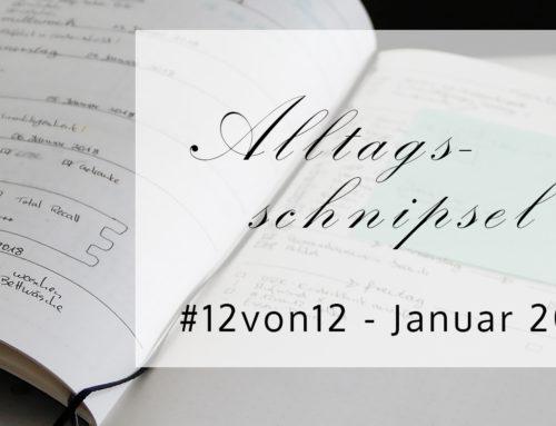 Alltagsschnipsel | 12von12 im Januar