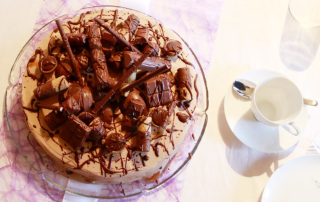 Schokoladen-Torte – ein Traum aus Schokolade