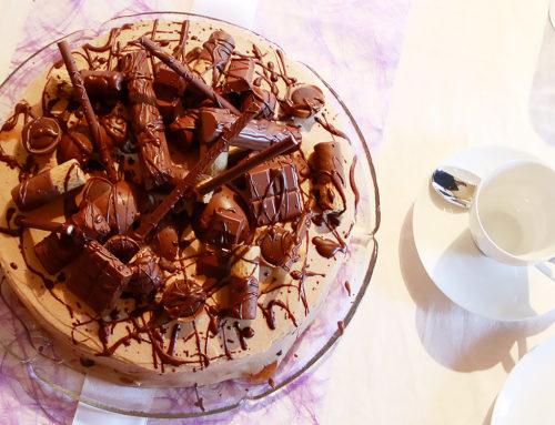 Rezept: Schokoladen-Torte – ein Traum aus Schokolade