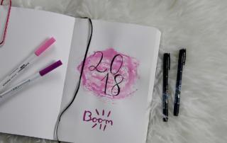 Bullet Journal: aller Anfang ist schwer