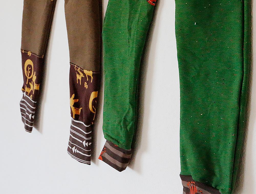 MiniMoon Hosenbeine im Detail