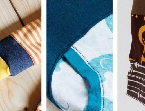 Nähen: Hosen & Pullover für den Winter
