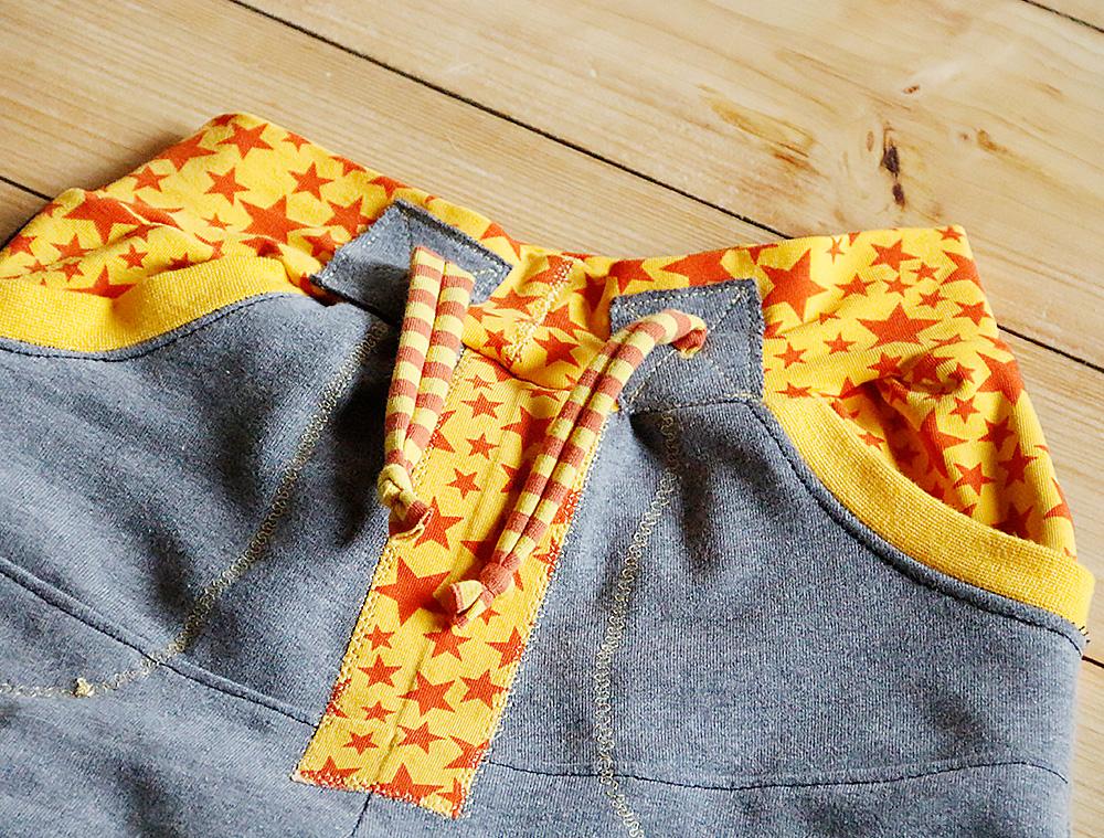 Täschling 2.0 Taschen und Vorderseite im Detail