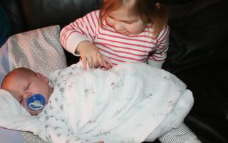 das Leben mit Baby und Kleinkind - #ZweiUnterDrei