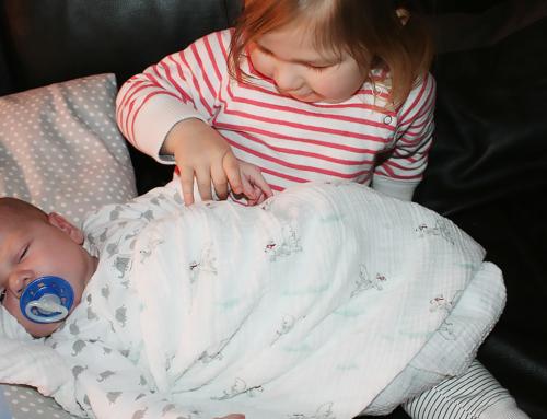 das Leben mit Baby und Kleinkind – #ZweiUnterDrei