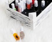 DIY: eine Kiste für die Aufbewahrung von Nagellack