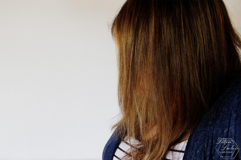 """""""Fünf Fragen am Fünften"""" - meine Haare werden wieder lang"""