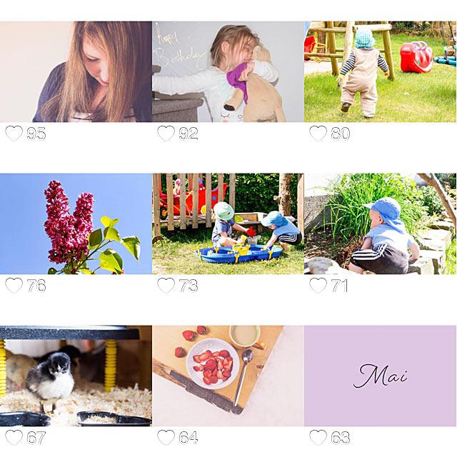 Eure Lieblingsbilder bei Instagram im Mai
