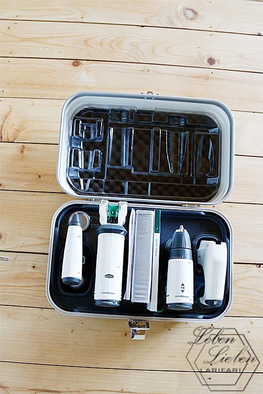twercs Toolset - der 4-in-1-Koffer als Allrounder