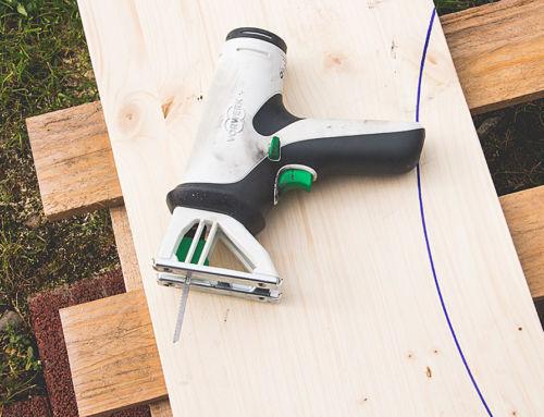 DIY mit twercs | Reifenwippe für Kinder bauen