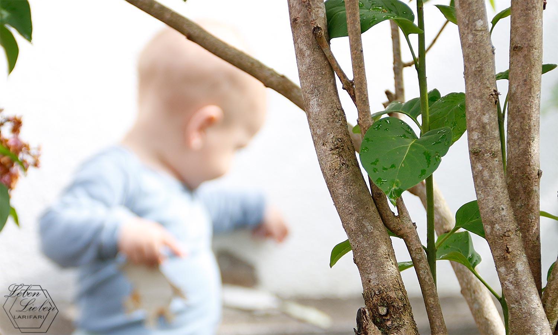 Zwischen Studium und Familie mit einem Kind ohne Fremdbetreuung