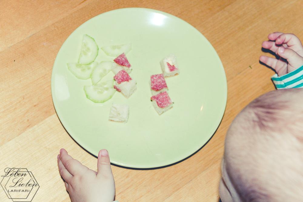 Abendbrot für Jona
